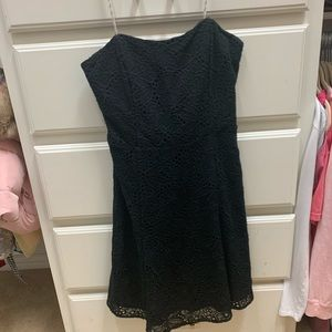 Lilly Pulitzer Black Dress size 6